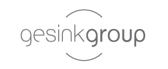 Werbeagentur, Messebau, Positionierung | Gesink Group Logo