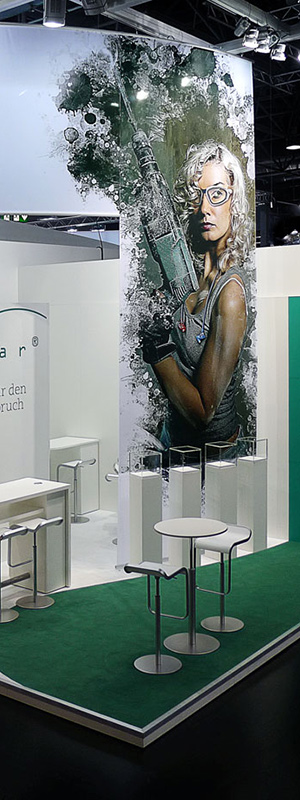 InEar Messestand 03