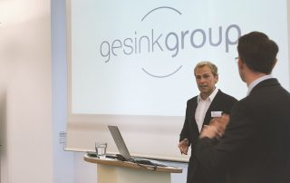 Positionierungs-Professional Uwe Gesink